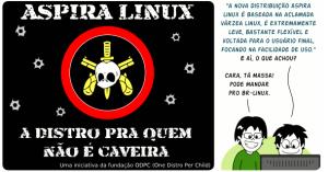 O Grande Nerdson apresenta: Aspira Linux